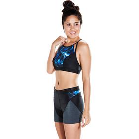 speedo Stormza - Bañadores Mujer - azul/negro